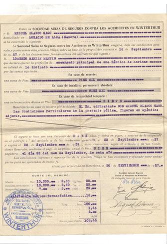 Molino de losacio for Contrato documento